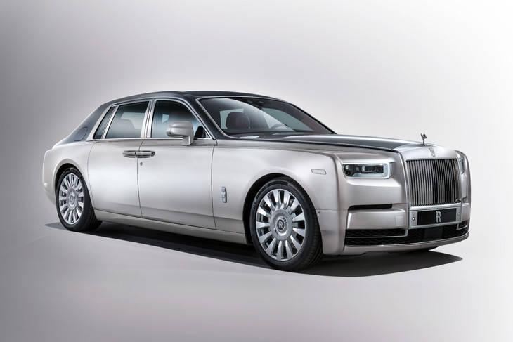 Nuevo Rolls-Royce Phantom VIII