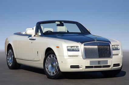 Probamos el descapotable mas caro del mundo: Rolls Royce Phantom