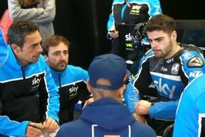 Romano Fenati expulsado del equipo Sky VR46