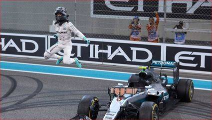 Nico Rosberg se retira