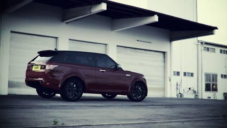 ¿Range Rover Sport Coupé?