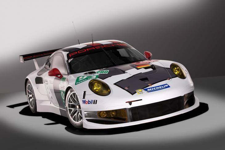 Porsche RSR, el mejor boxer en en el mundo de la competición