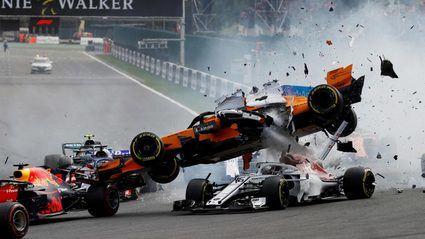 GP de Bélgica: Vettel 'aplasta' a Hamilton en otra carrera aburrida