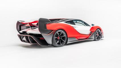 McLaren Sabre con 824 caballos de potencia y un diseño brutal