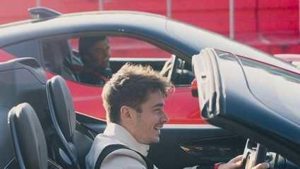 Duelo de los pilotos de F1 de Ferrari con los SF90 Stradale y Spider