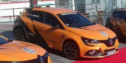 Carlos Sainz Jr participará en el Montecarlo