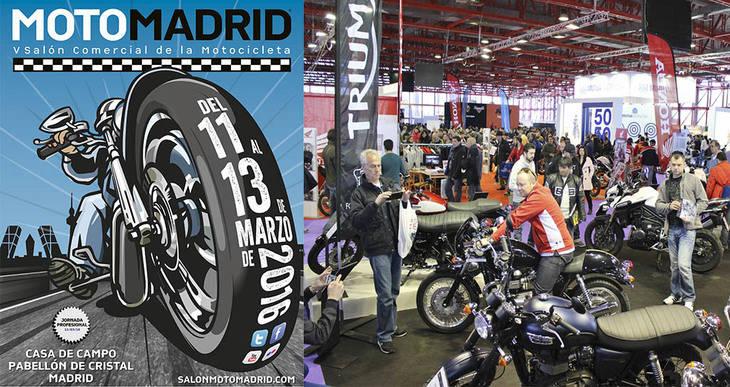 MotoMadrid 2016 abre sus puertas