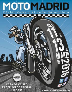 Sal�n Comercial de la Motocicleta de Madrid 2016
