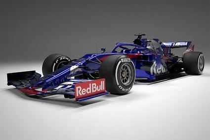 Toro Rosso on line