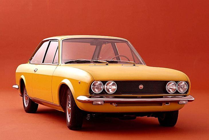 Seat 124 Sport cumple 50 años