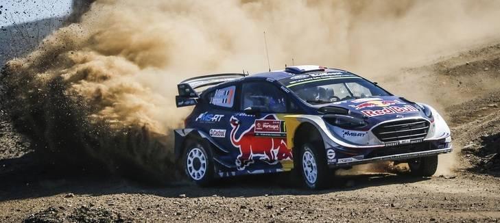Felicitación de Navidad del WRC