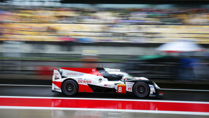 Alonso perdió la victoria por Toyota