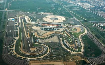 GP de China: circuito y horarios