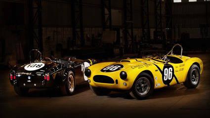 Shelby Cobra Sebring en ediciones limitadas