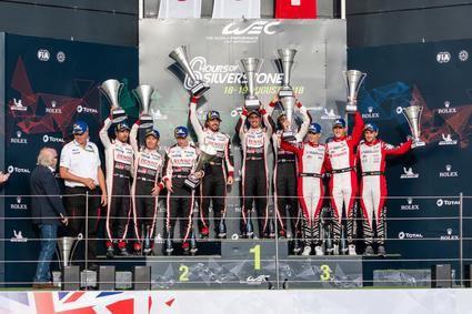 Alonso, Buemi y Nakajima ganan las 6 Horas de Silverstone