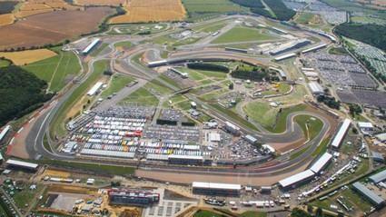 GP de Gran Bretaña: horarios y neumáticos