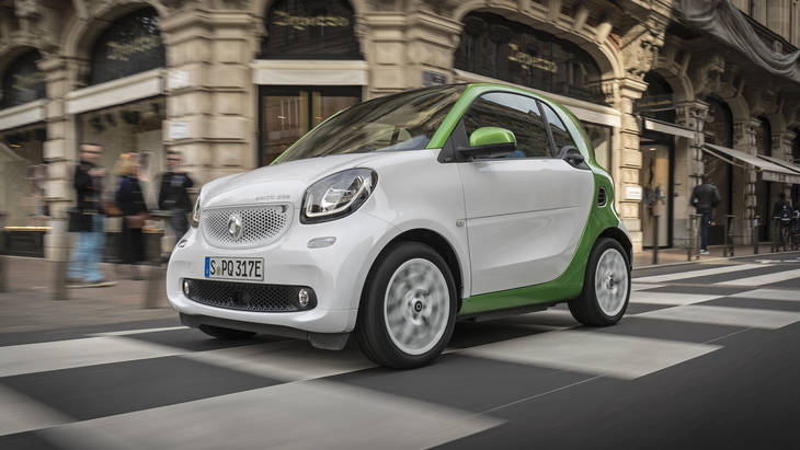 Smart electric drive desde 23.302€