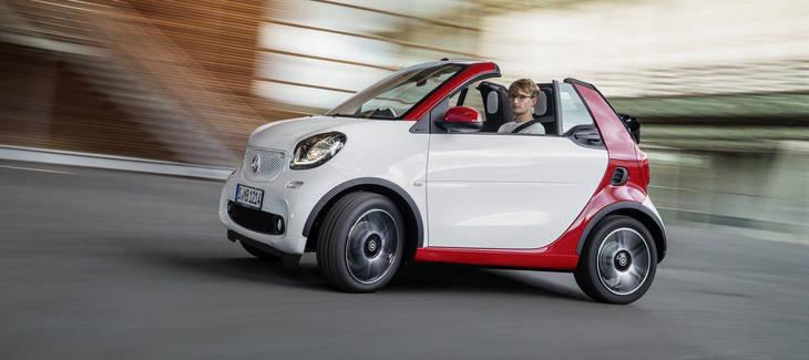 Nuevo Smart Fortwo Cabrio 2015