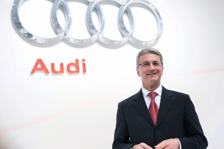 El Presidente de Audi, Rupert Standler, detenido