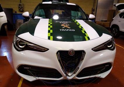 La DGT cambia de coches patrulla