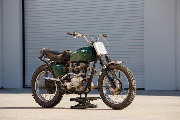 La moto de cross más cara del mundo