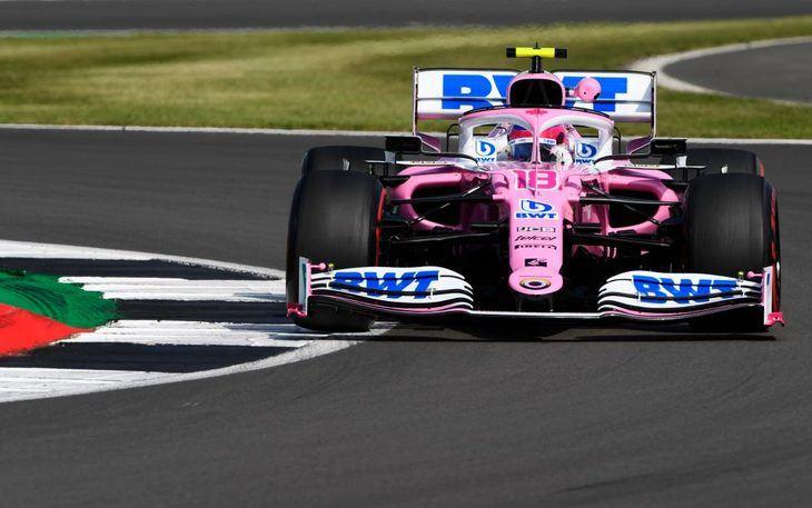 GP de Gran Bretaña F1 2020: Stroll, mejor tiempo, y Albon 2º