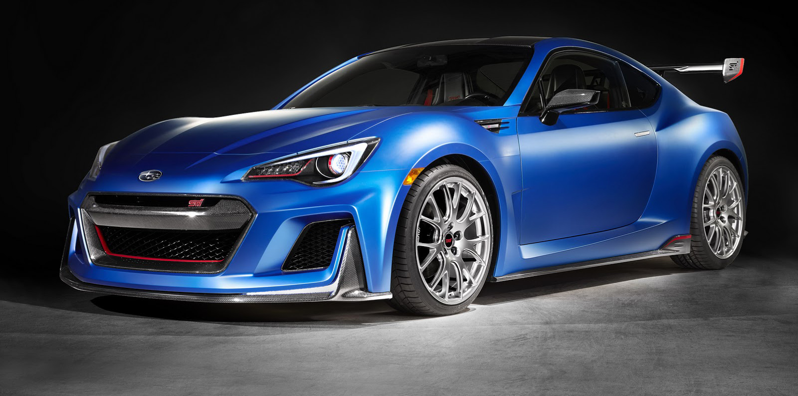 subaru brz sti un turbo de 345 cv revista de coches. Black Bedroom Furniture Sets. Home Design Ideas