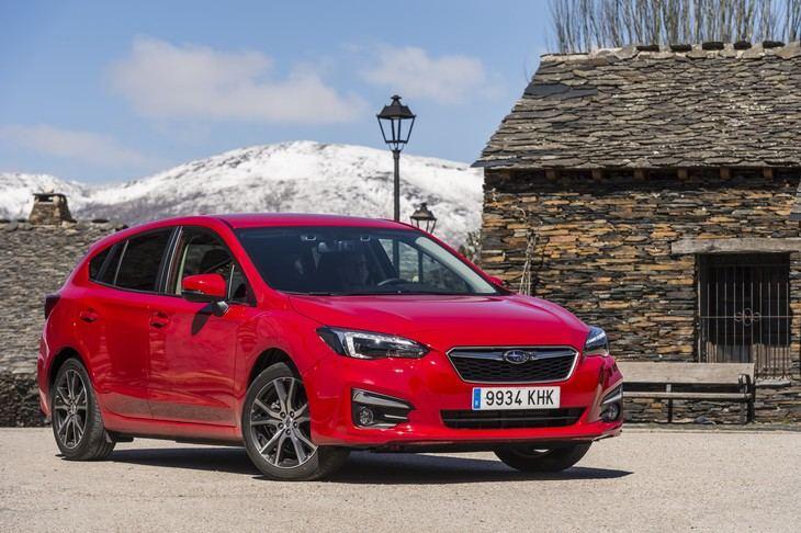 Subaru Impreza el nuevo compacto que pierde deportividad
