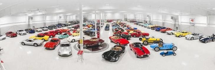 A subasta la Colección Elkhart, con 281 coches