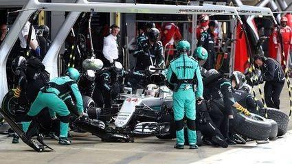 ¿Por qué gana Mercedes?