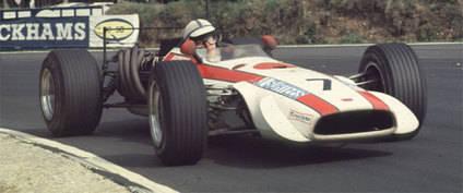 John Surtees acaba de morir a los 83 años