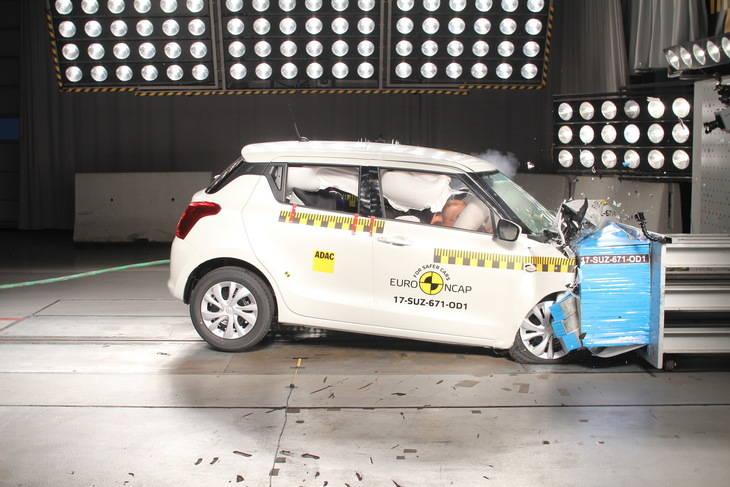 Suzuki Swift, peligroso, un coche para no comprar