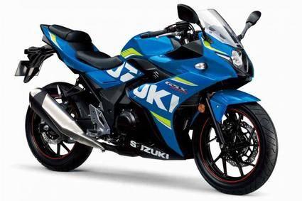 Nueva Suzuki GSX 250R desde 5.340 euros