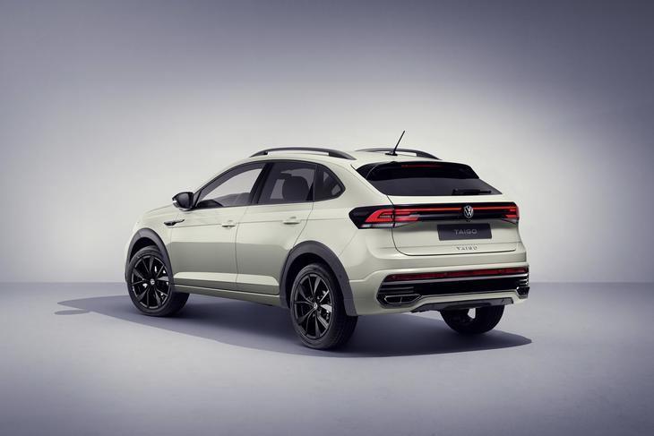 Nuevo Taigo, el primer SUV coupé de Volkswagen
