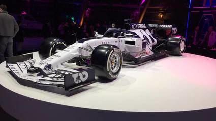 Alpha Tauri sustituye a Toro Rosso
