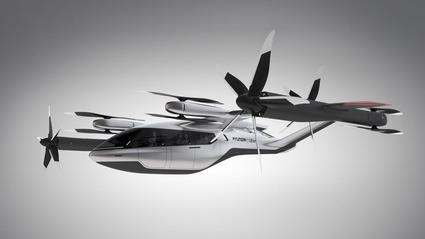 Hyundai y su avión eléctrico