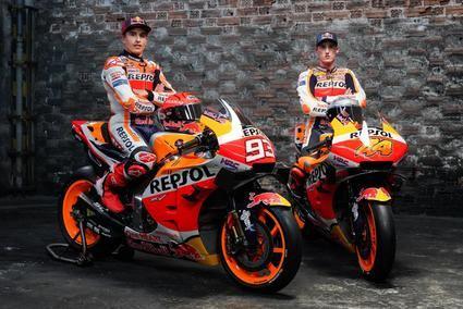Presentación del equipo Repsol Honda para el 2021