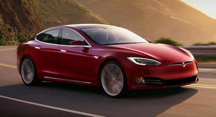 Tesla P100 D, el coche eléctrico con más aceleración que un Ferrari