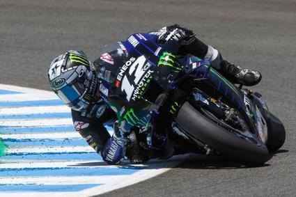 Maverick Viñales domina en MotoGP