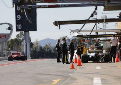 Fórmula 1: Comienzan los tests en Montmeló
