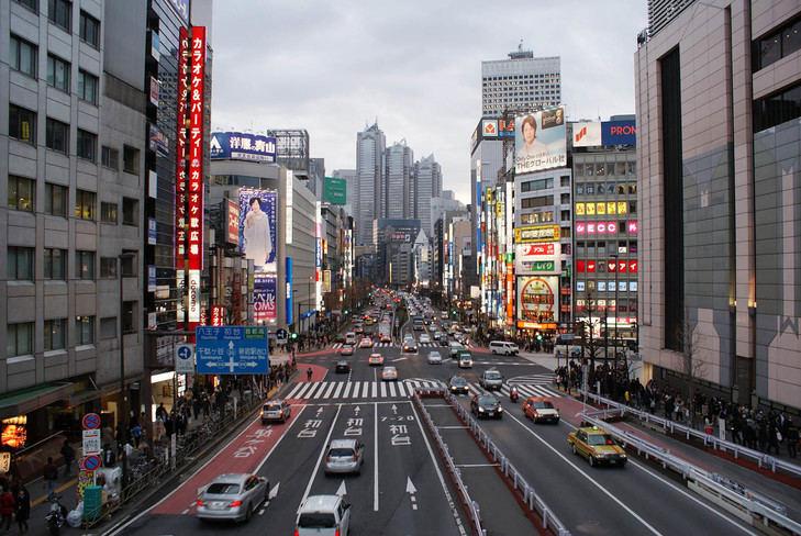 El Diesel resurge en Japón