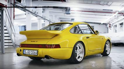 5 Porsches míticos