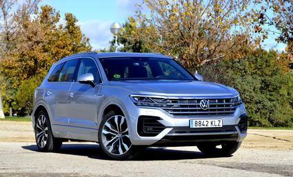 Volkswagen Touareg un SUV que deja muy satisfecho
