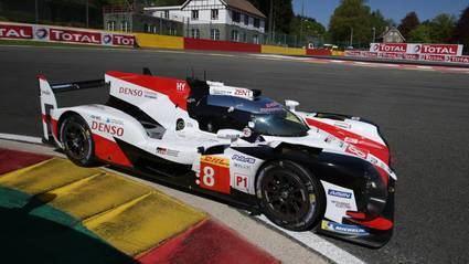 Alonso saldrá primero por la descalificación del otro Toyota