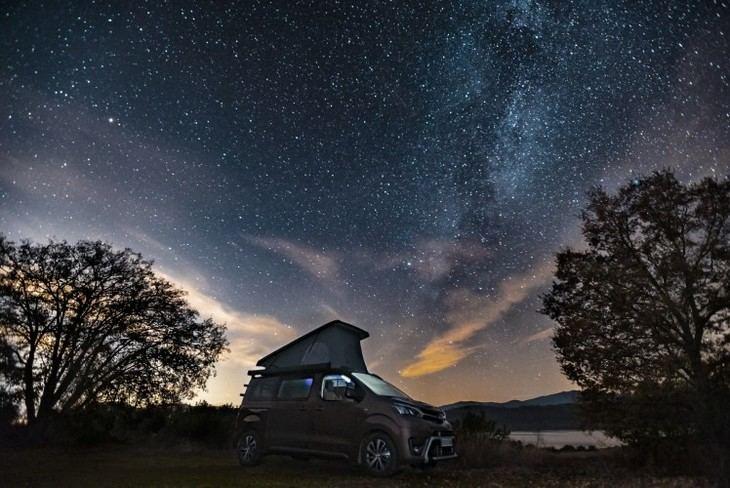 Toyota lanza en España la PROACE VERSO CAMPER desde 37.075 euros
