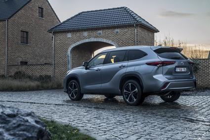 Toyota Highlander Electric Hybrid, ya en preventa desde 52.000 €