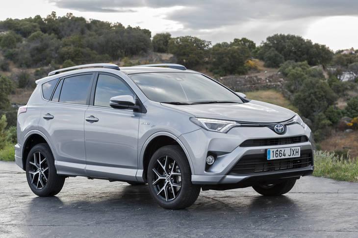Nuevo Toyota RAV4 hybrid Feel! a partir de 34.050€