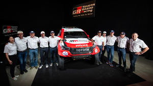 Primera victoria de Toyota