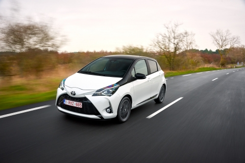 Nuevo Toyota Yaris 2017