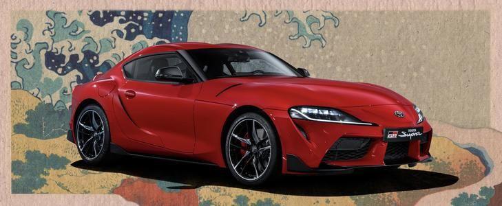 Nuevo Toyota GR Supra desde 69.900 euros